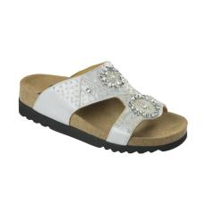 Scholl NEW CATALINA szürke papucs