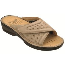 Scholl NORINA bézs papucs