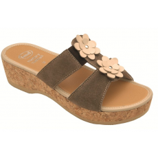 Scholl DOMILLA taupe papucs