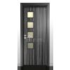 HÉRA 7C CPL fóliás beltéri ajtó, 90x210 cm