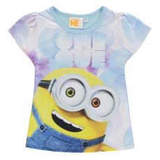 Character gyerek póló - Minions - Character Short Sleeve T Shirt Infant Girls