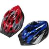 Spartan Kerékpáros bukósisak, piros, M-es (Spartan Tour) - Spartan 30702