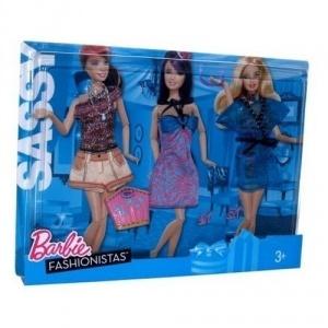 Mattel Fashionista nagy ruhaszett (T7491)