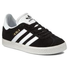 Adidas Cipők adidas - Gazelle C BB2507 Cblack/Ftwwht/Goldmt