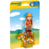 Playmobil Playmobil 6976 - Fiú tigrissel