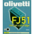 OLIVETTI FJ51 printhead (Eredeti) *