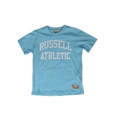 Russel Athletic Rövidujjú felső, Russel Athletic Russell Athletic, fiú, kék, pamut, 140