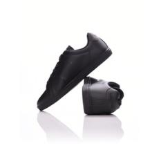 Le Coq Sportif fiú utcai cipő Courtone GS S Lea, fekete, műbőr, 36