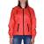 Russel Athletic Kabát, Russel Athletic Russell Wind Runner, női, piros, poliészter, L