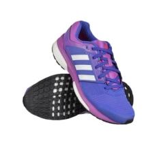 Adidas PERFORMANCE női futócipő Revenge Boost W, lila, mesh, 36, neutrális