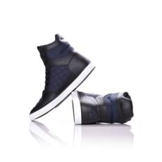 EmporioArmani férfi utcai cipő Armani Shoes, kék, poliészter, 42
