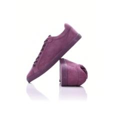 Hummel női utcai cipő Deuce Court Women's, lila, bőr, természetes, 36