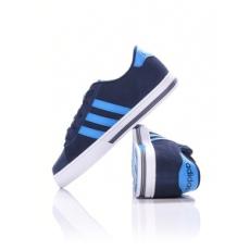 ADIDAS ORIGINALS fiú utcai cipő Daily Team KID, kék, bőr, természetes, 34