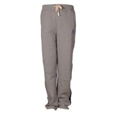 Sealand jogging alsó Pants, férfi, szürke, préselt, puha polár, L