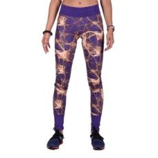 Adidas PERFORMANCE futós nadrág Super LG Tigaop Multco/Unipur, női, lila, poliészter, L