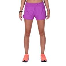 Adidas PERFORMANCE futós short Grete MSH Short Shopur, női, lila, poliészter, L