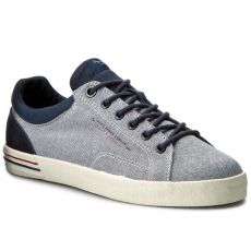 Pepe Jeans Sportcipő PEPE JEANS - North Fabric PMS30351 Navy 595