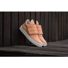Filling Pieces Low Top Padded Velcro Creme