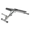 Capital Sports Flaptor, fekete-ezüst, erősítőpad, súlyzókra