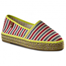 Tamaris Espadrilles TAMARIS - 1-24602-28 Multistripes 928