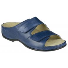 drscholl Berkemann Daria SS17 kék papucs