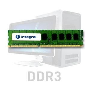Integral ECC Integral 8GB 1600MHz CL11 1.5V R2 (IN3T8GEAJKX)