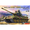Meng-Modell MENG-Model German Heavy Tank Sd.Kfz.182 King Tiger (Henschel Turret) makett TS-031