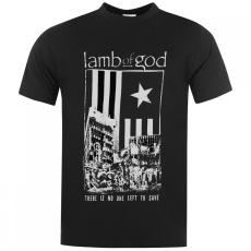 Official Lamb Of God férfi Band póló