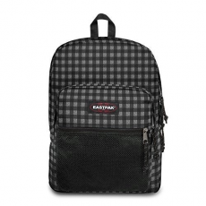 PINNACLE CHECKSANGE BLACK Eastpak