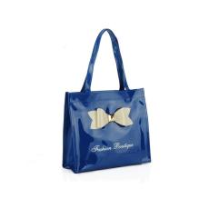 Női divattáska Boutique Fényes Shopper táska Zip