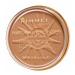 Rimmel LONDON Natural Bronzer - bronzpúder 1.4 g SPF 15 vízálló 026 sun kissed Női