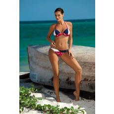 marko Bikini Nora Mirtilld M-401 kék/fehér