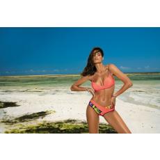 marko Bikini Loretta Granatina M-406 mandarin