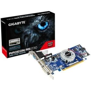 Gigabyte Radeon R5 230 1GB GDDR3 64bit PCIe (GV-R523D3-1GL)