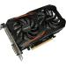 Gigabyte GeForce GTX 1050 Ti OC 4GB GDDR5 128bit grafikus kártya