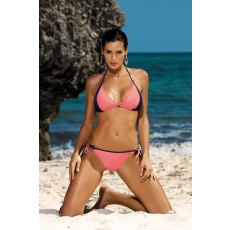 marko Bikini Anis Origami-Blueberry M-427 tengerészkék/világos rózsaszín