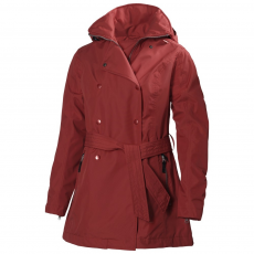 Helly Hansen W Welsey Trench  D (62383-q_101-Poppy Red)