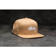 STUSSY Stock SP17 Cap Yellow