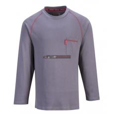 Portwest FR01 Lángálló hosszú ujjú póló