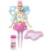 Barbie Dreamtopia buborékfújó tündérek rózsaszín hajú