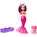 Barbie Dreamtopia buborékfújó mini sellők lila