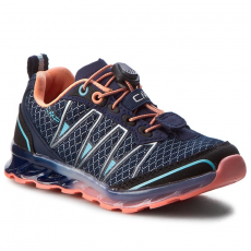CMP Bakancs CMP - Kids Altas Trail Shoes 3Q95264K B.Blue/Cristal/Peach/Fluo 54AE
