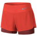 Nike 2 in 1 Flex Rival női nadrág, Orange/Cayenne, L (831552-852-L)