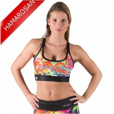 VENICE SPORT BRA - MULTI COLOR MIX (MULTI COLOR) [M]