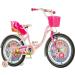 Visitor Princess 20 gyerek kerékpár HAJMERESZTŐ ÁRON