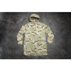 STUSSY Light Ripstop Hooded Jacket Camo