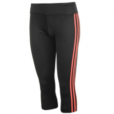 Adidas 3/4 -es női nadrág - Adidas 3 Stripe Three Quarter Tights