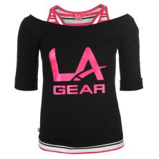 LA Gear Póló LA Gear Multi Layer női