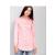 Mira Mod Női ing MM2006 rózsaszín
