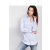 Mira Mod Női ing MM2006 égkék